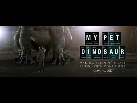 My Pet Dinosaur - (HD) Official Trailer, 2017.