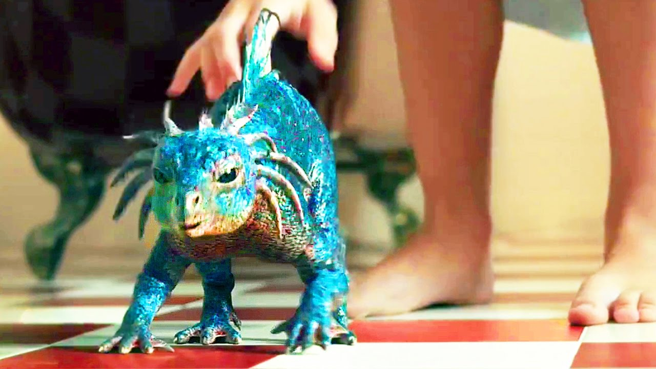 MY PET DINOSAUR Trailer (2017)