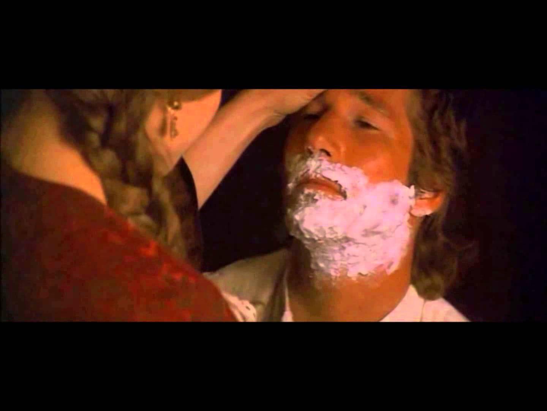Návrat Sommersbyho  (1993) - holící scéna