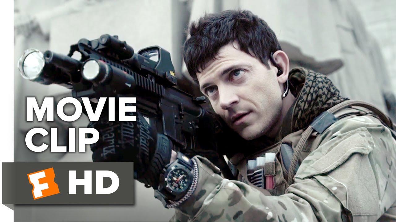 Navy Seals vs. Zombies Movie CLIP - Stand Down (2015) - Rick Fox , Molly Hagan Movie HD