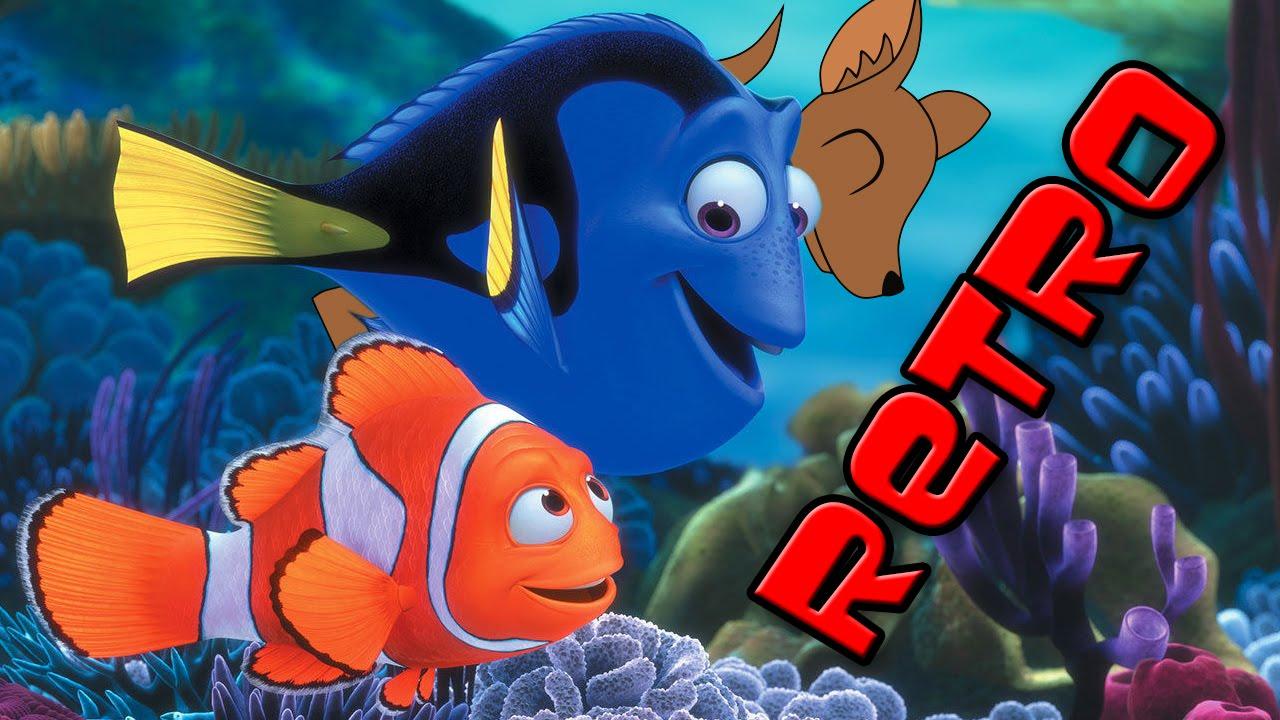 NEJTĚŽŠÍ PUZZLE HISTORIE - Retro - Hledá se Nemo