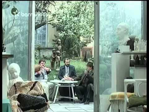 Nemocný bílý slon Komedie Československo 1990