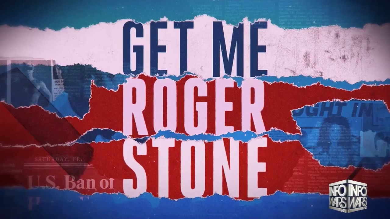 Netflix Documentary 'Get Me Roger Stone' Premieres April 23rd - 2017