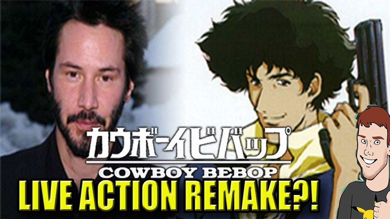 New Cowboy Bebop Live Action TV Series Coming Soon!