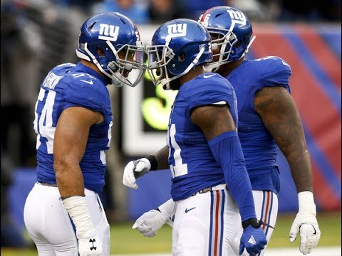 New York Giants 2017-2018 Season Trailer
