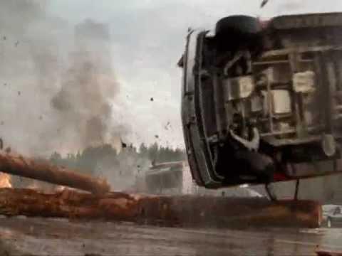 Nezvratný osud 2 nehoda