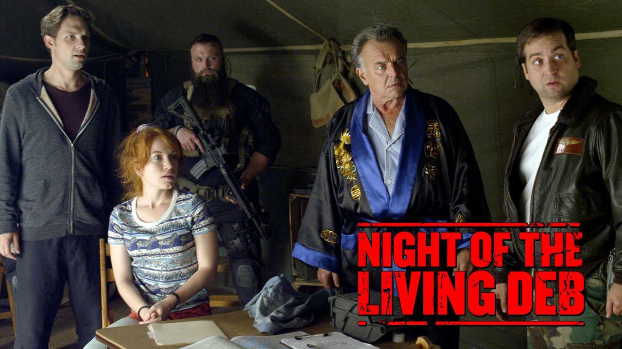 Night of the Living Deb - Official Movie Trailer - (2016)