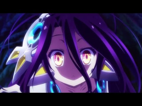 No Game No Life Zero - 1st Trailer