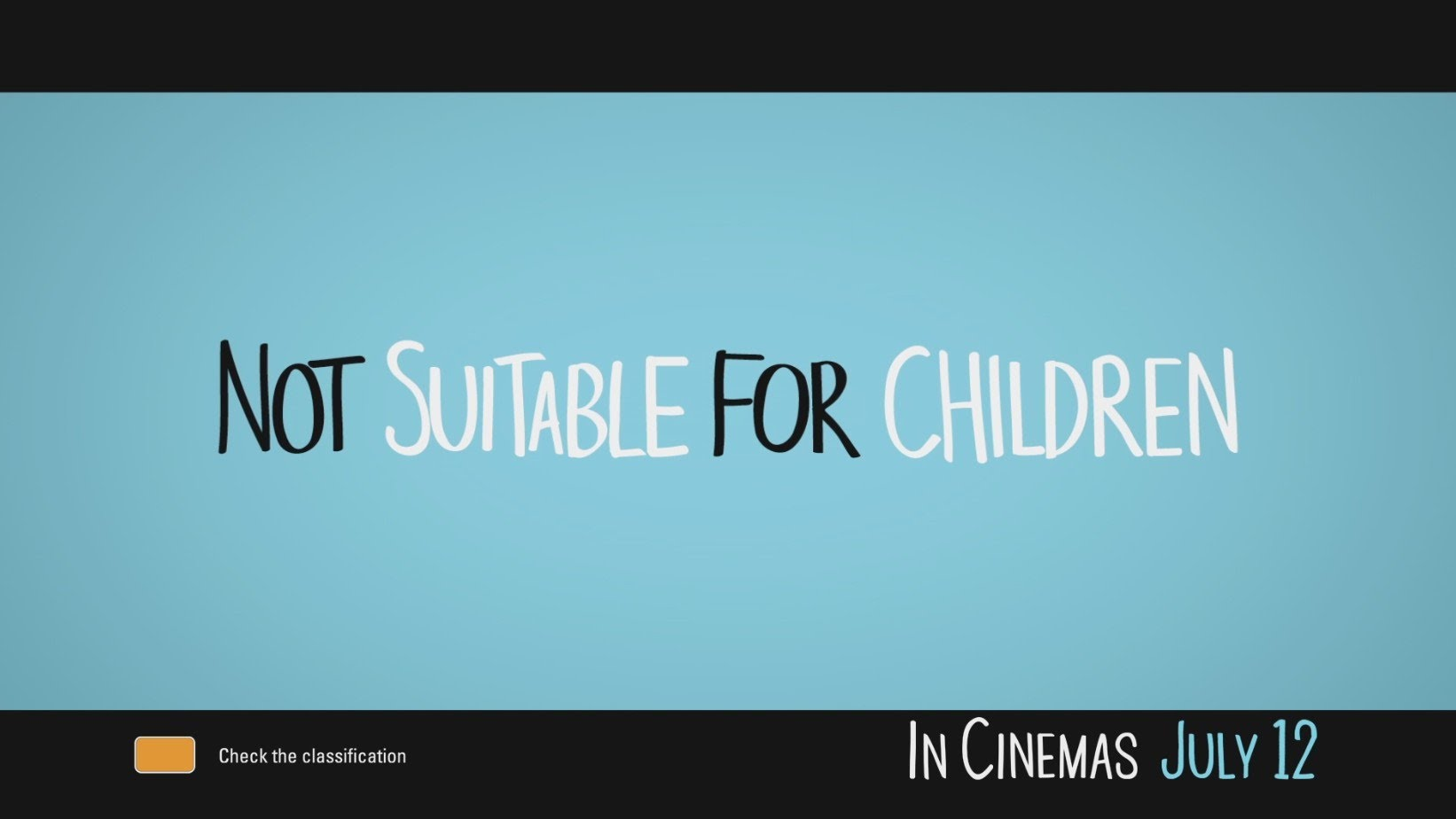 Not Suitable For Children - Trailer