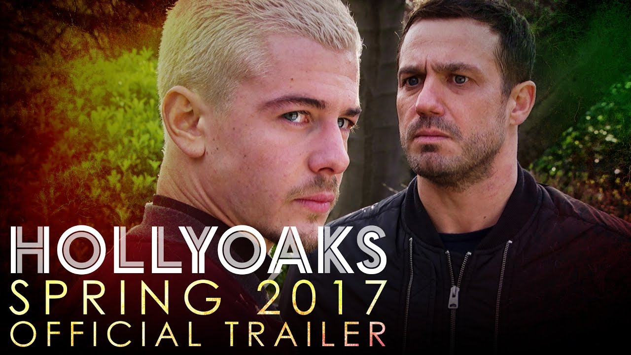 Official Hollyoaks Trailer: Spring 2017