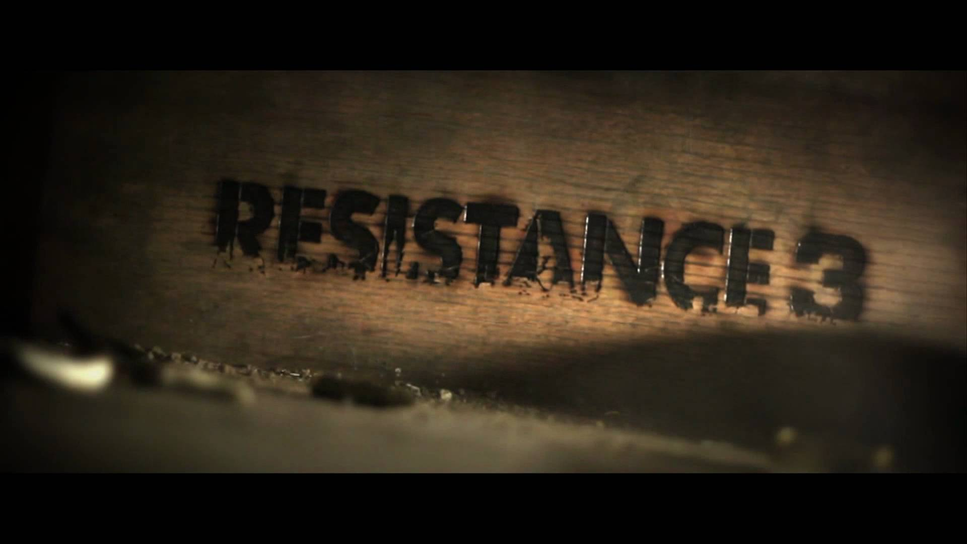 Official Resistance 3 Live Action Teaser Trailer  [HD] - Pixel Enemy