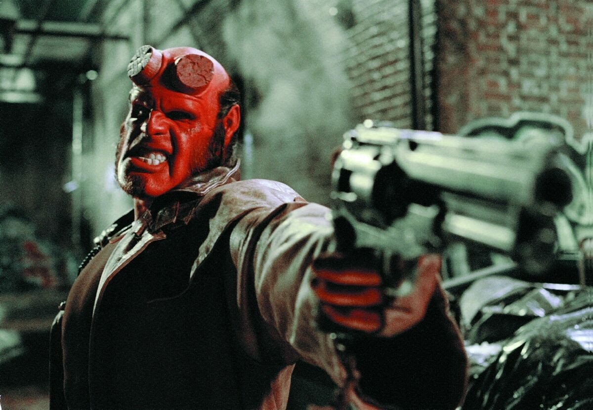 Official Trailer: Hellboy (2004)