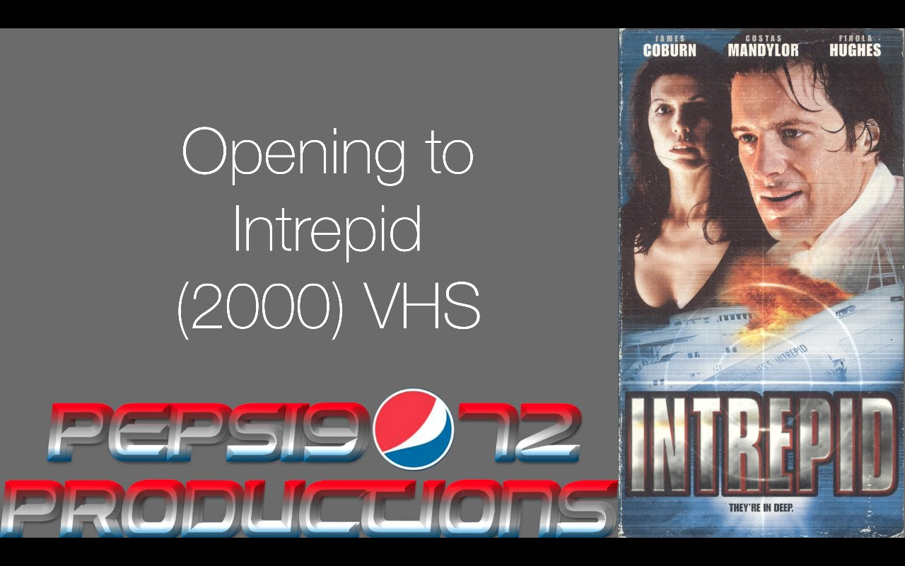 Opening to Intrepid (2000) VHS