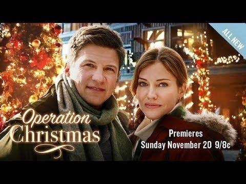 Operation Christmas Hallmark Movie 2016ღHallmark Chrismas Movies