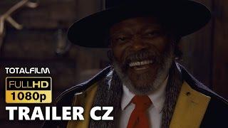 Osm hrozných / The Hateful Eight (2015) CZ HD trailer 1.