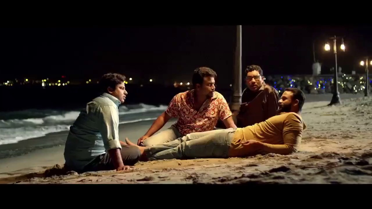 Our chunk broi Jayasuriya film fukri teaser