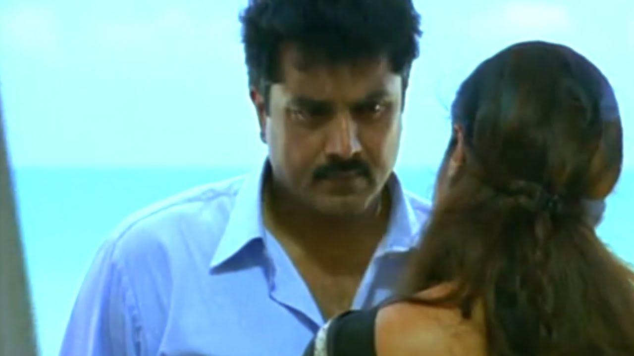 Pachaikili Muthucharam Tamil Movie - Sarath Kumar and Jyothika get caught in Bed