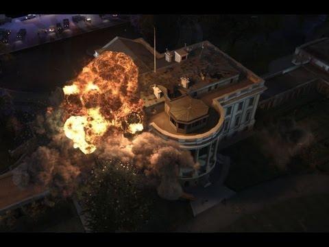 Pád Bílého domu (Olympus Has Fallen)  - český trailer