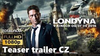 Pád Londýna (2016) teaser trailer CZ HD