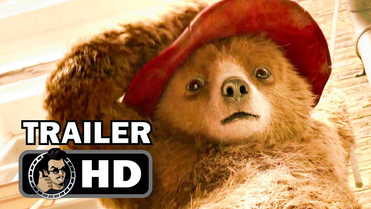 PADDINGTON 2 Official UK Trailer (2017) Hugh Grant Movie HD