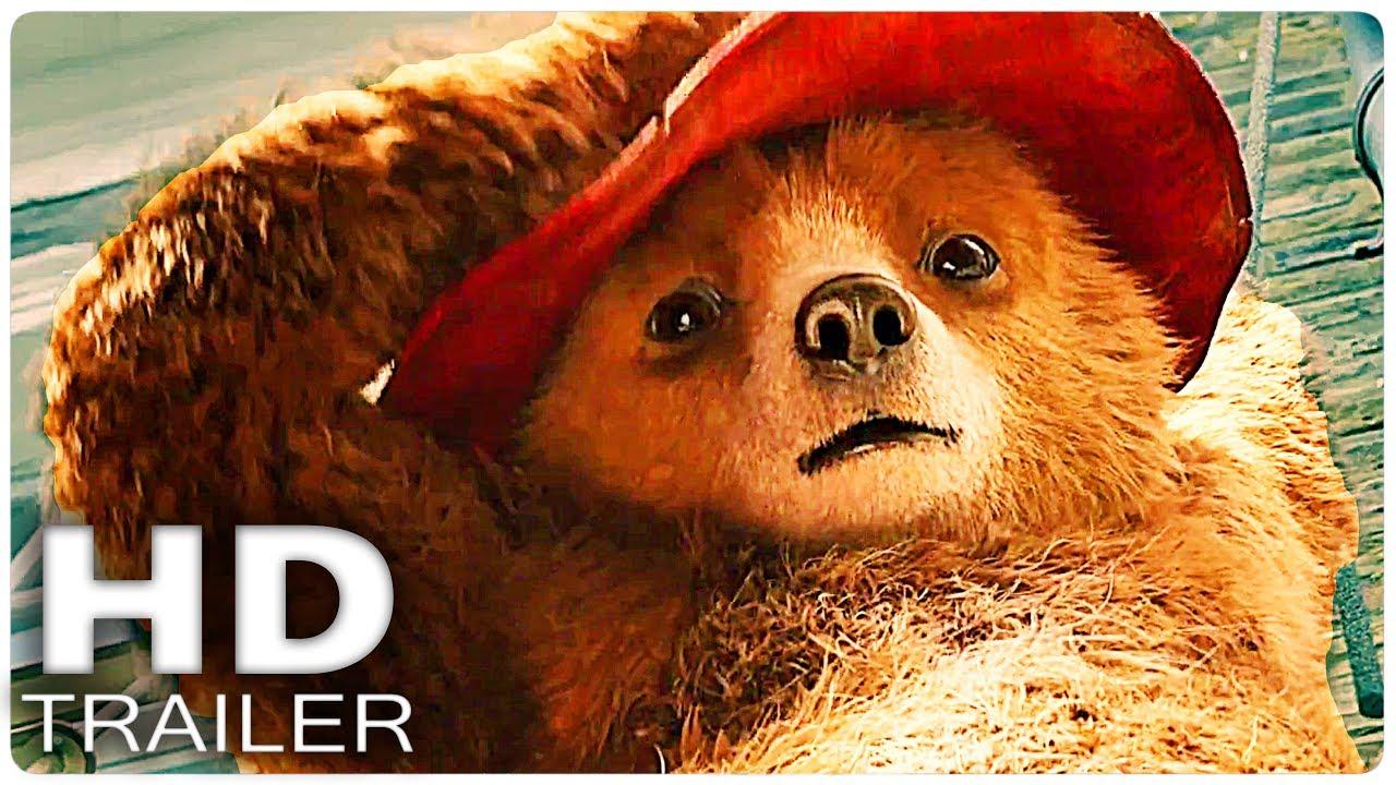 PADDINGTON 2 Trailer (2017)