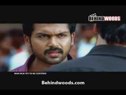 paiyaa movie trailer