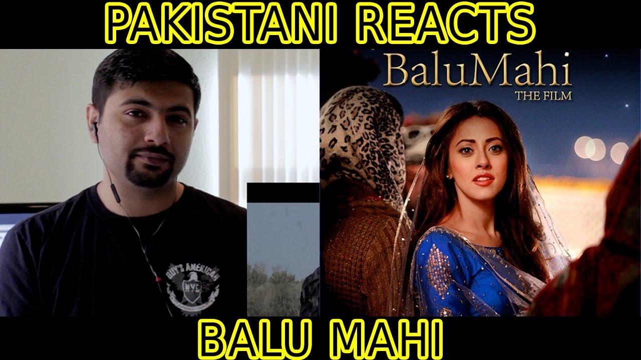 Pakistani Reacts to BALU MAHI TRAILER 2017   OSMAN KHALID BUTT & AINY JAFFRI