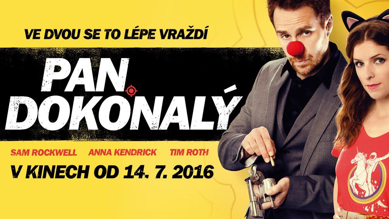 Pan Dokonalý - oficiální trailer (české titulky)