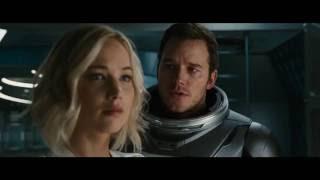PASAŽIERI - nové sci-fi v kinách od 5. januára