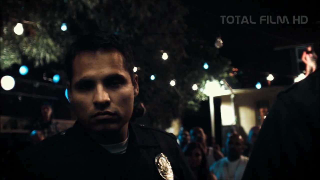 PATROLA (2012) oficiální CZ HD trailer (END OF WATCH)