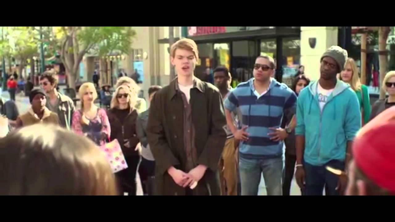 Phantom Halo 2014 - Thomas Sangster Scenes