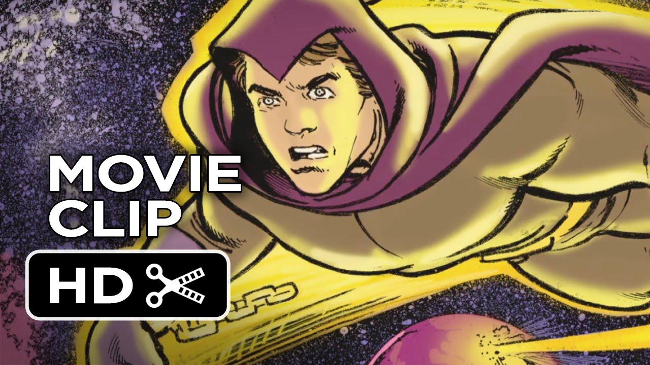 Phantom Halo Movie CLIP - Comic (2015) - Thomas Brodie-Sangster Thriller HD