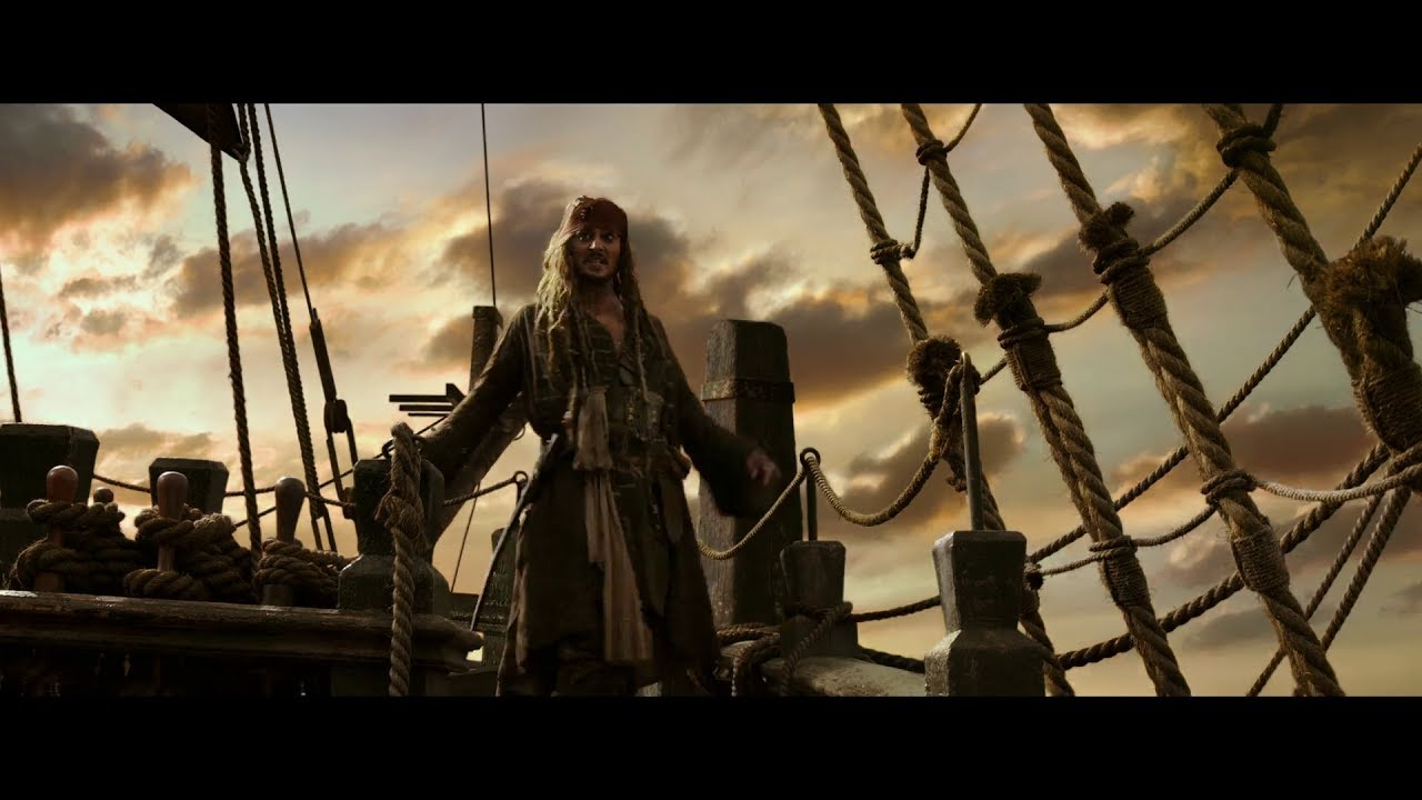 Pirates of the Caribbean Dead Men Tell No Tales - Blu-ray & DVD Release Trailer