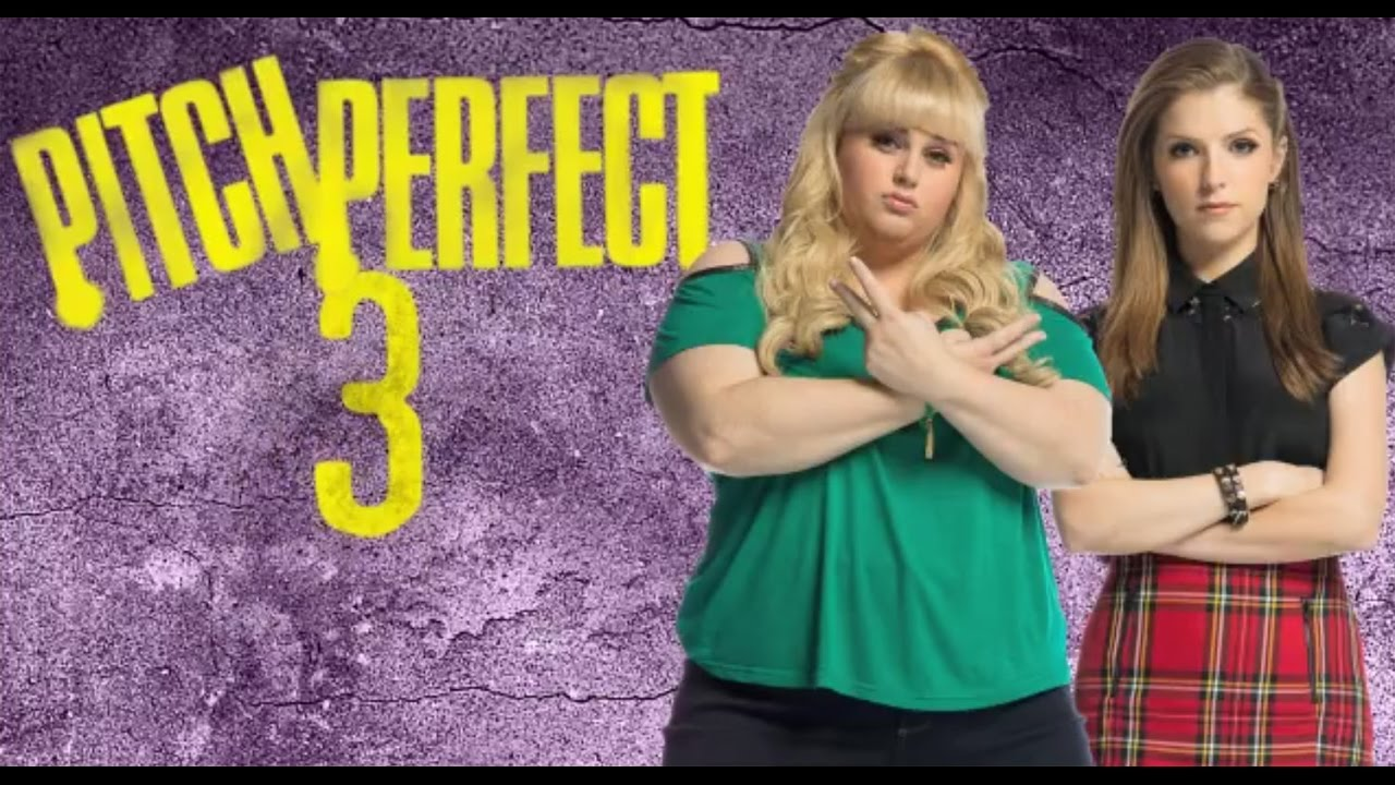 Pitch Perfect 3- Official Trailer(2017) QUESTIONS? adding Miley Cyrus, Justin Bieber?