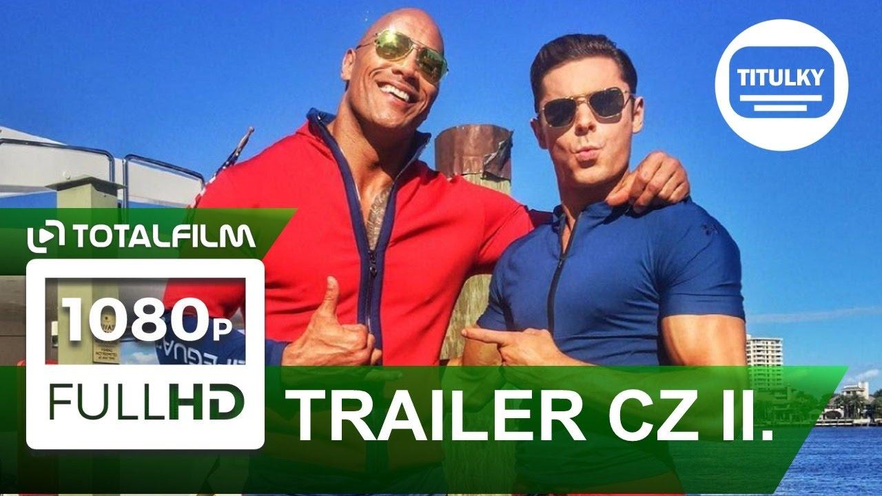 Pobřežní hlídka (2017) CZ HD trailer 2 INTRL