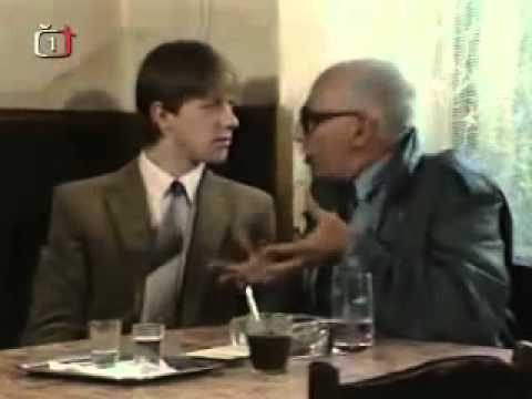Poslední leč Alfonse Karáska (1987) - ukázka