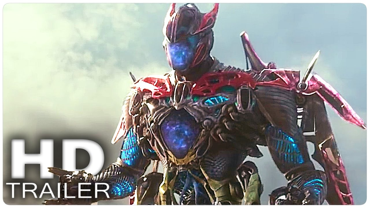 POWER RANGERS All NEW Clips + Trailer (2017)