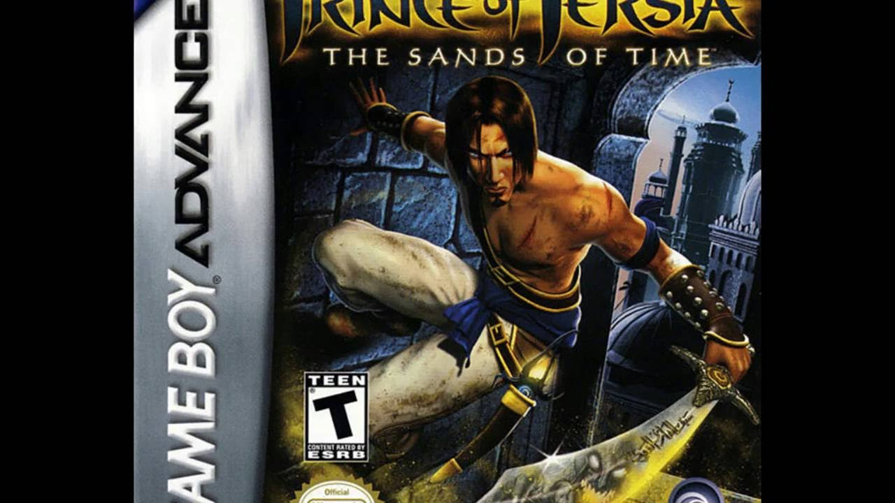 Prince of Persia: The Sands of Time (GBA) OST