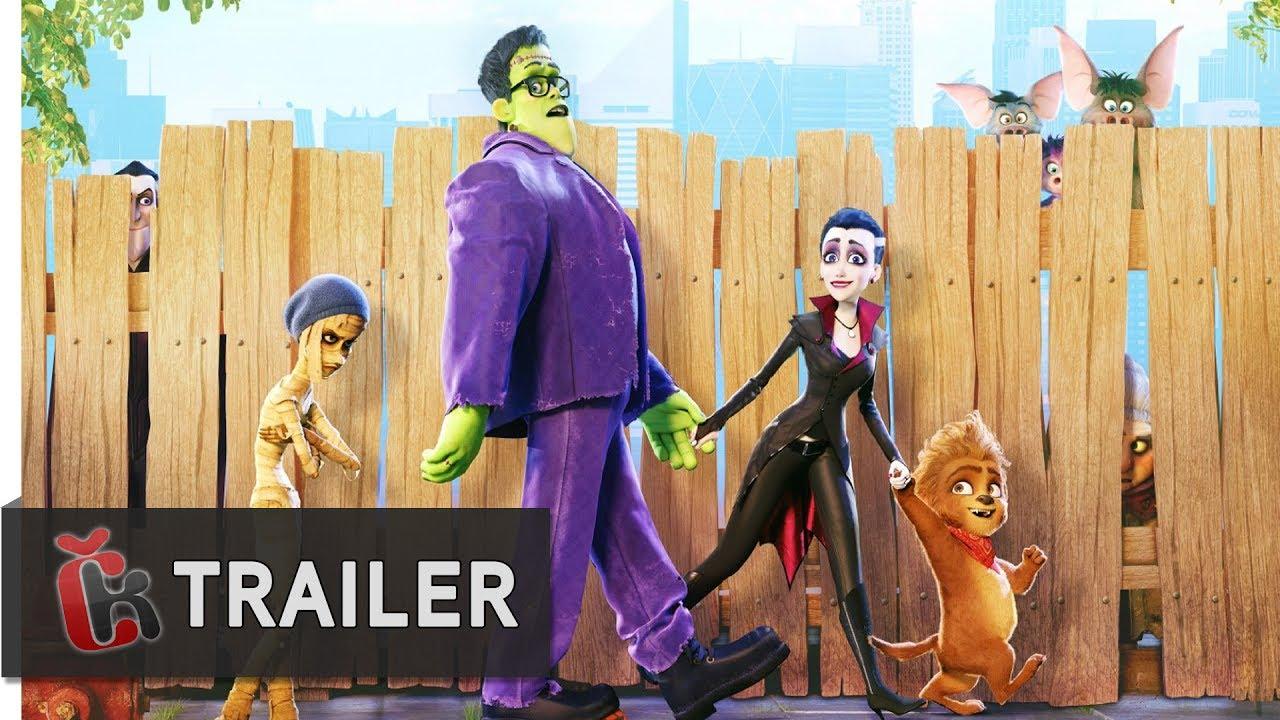 Příšerákovi (2017) - Oficiální Dabovaný Trailer