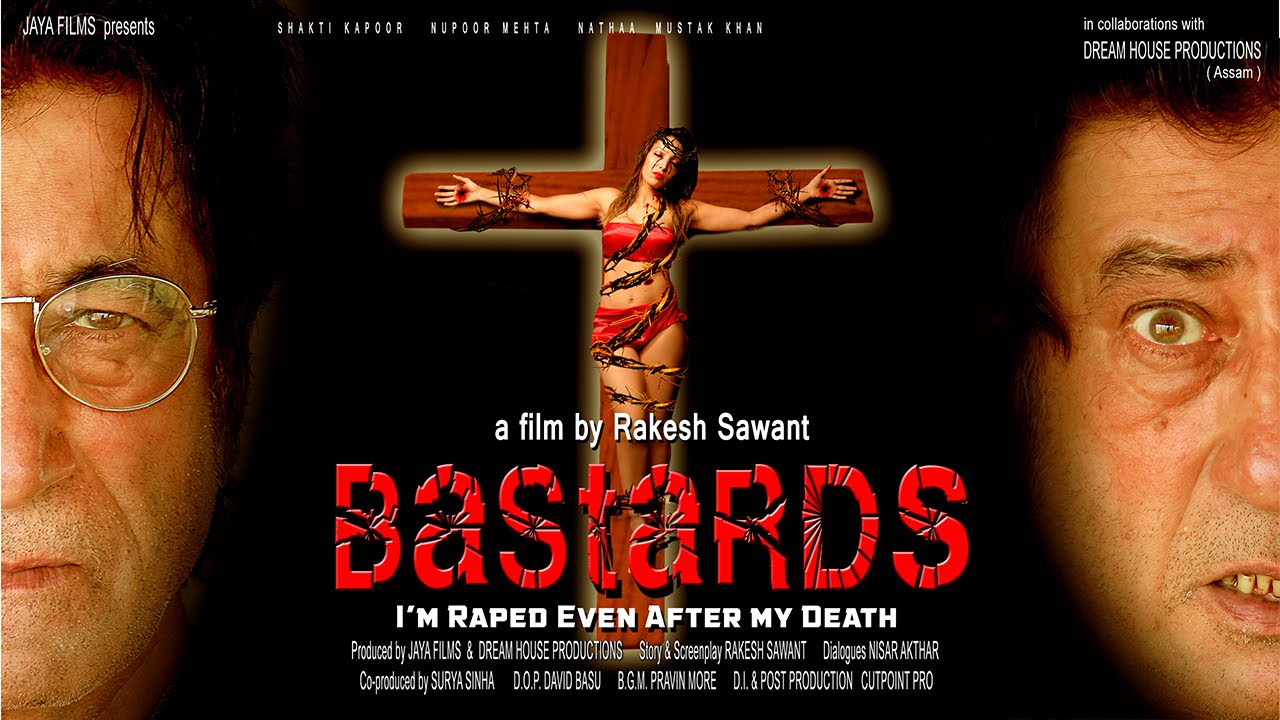 Promo | Bastards | Latest Hindi Thriller | Short Movie | 2016 | Rakesh Sawant