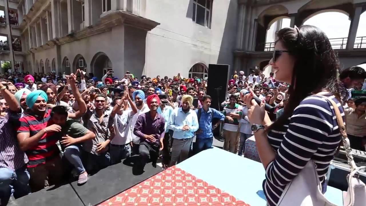 Promotional Tour | Ludhiana | Jatt Boys Putt Jattan De | Releasing 23 August 2013