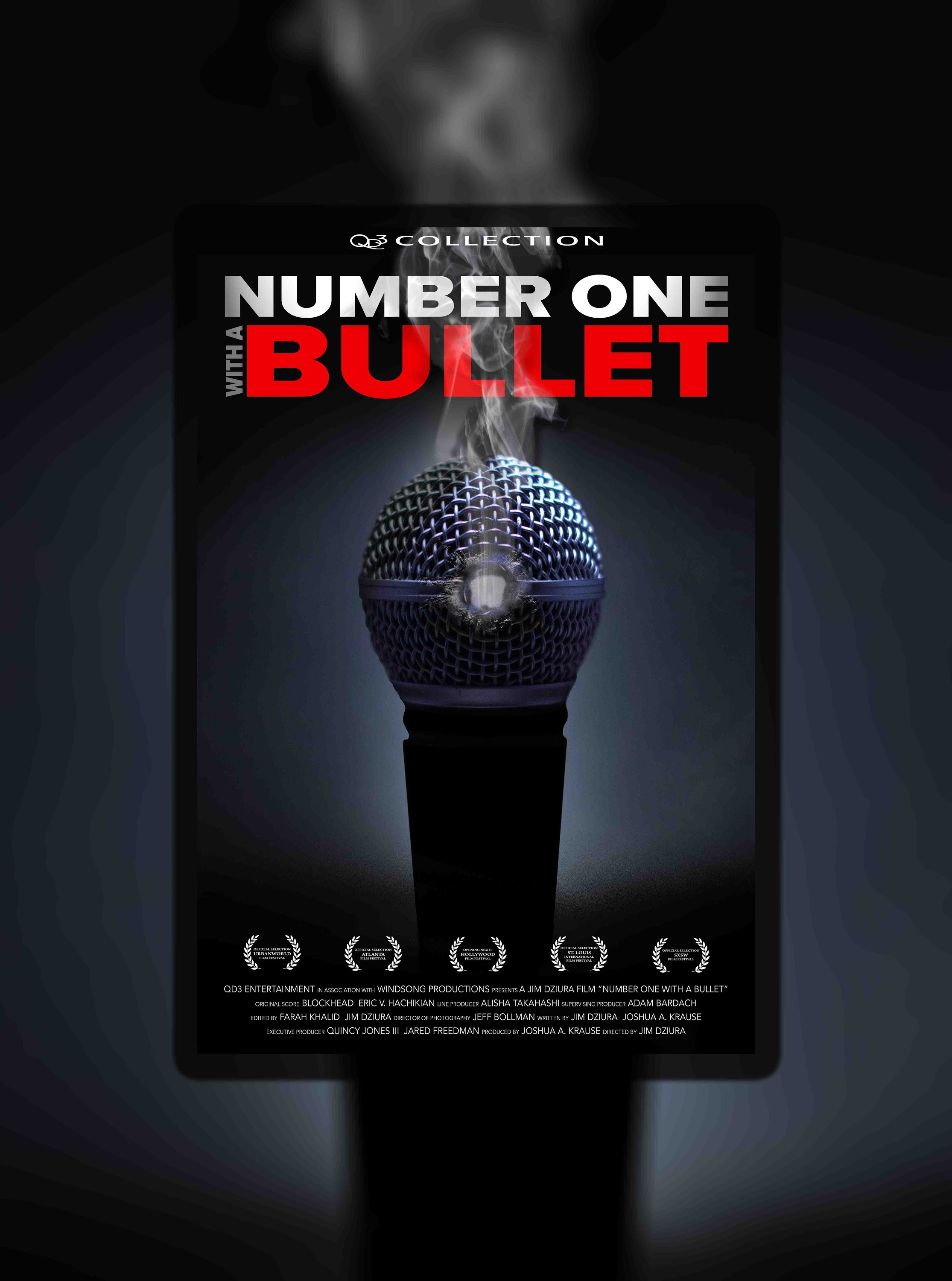 """QD3 Presents """"NUMBER ONE WITH A BULLET"""" Documentary Trailer"""