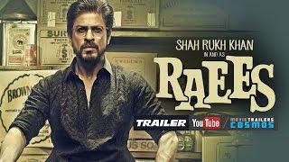 Raees Official Trailer (2017) | FanMade Movie | Shahrukh Khan, Nawazuddin Siddiqui, Mahira Khan