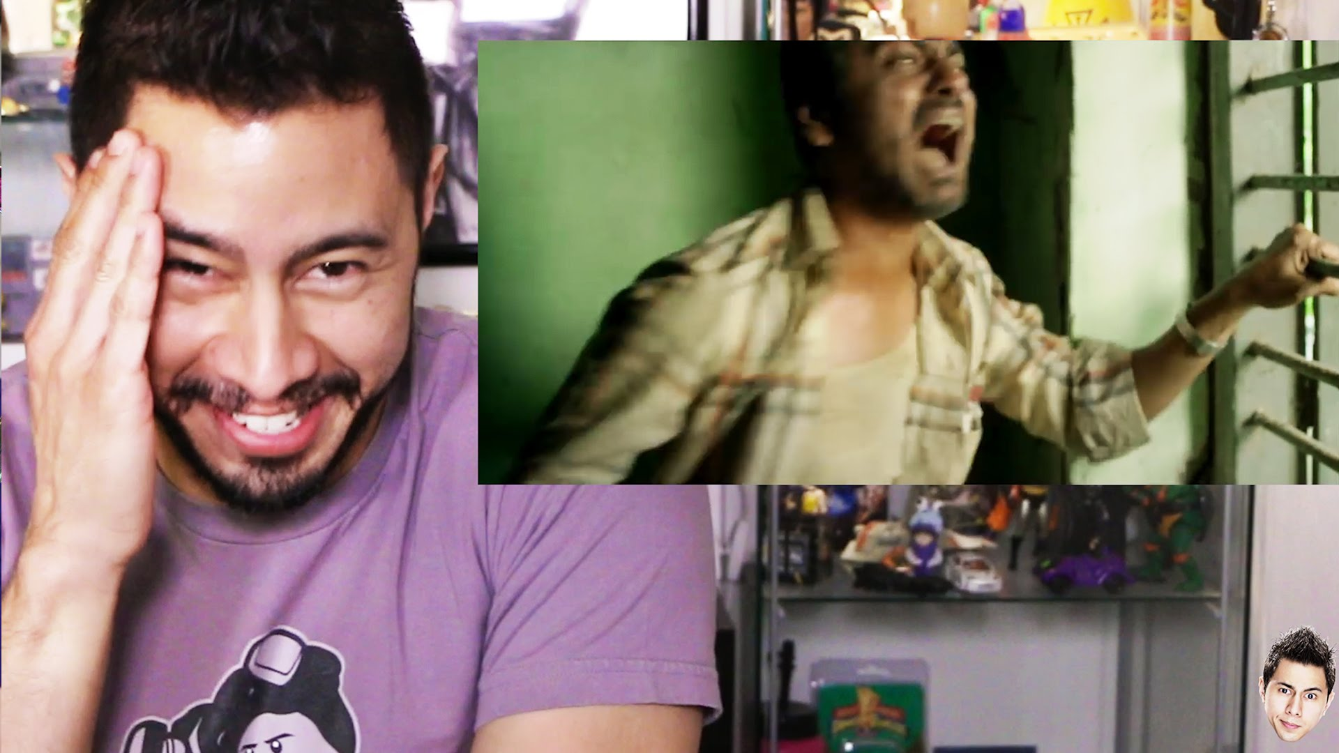RAMAN RAGHAV 2.0 trailer reaction review!