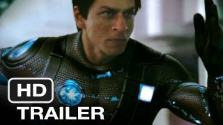 RA.One - Movie Trailer (2010) HD