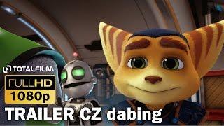 Ratchet a Clank: Strážci Galaxie (2016) CZ dabing HD TRL