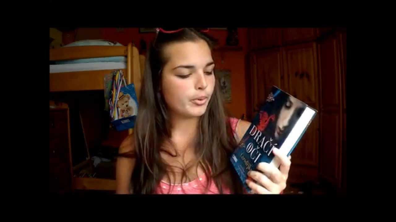 Recenze na knížku-Dračí oči-Čarodějka :-)