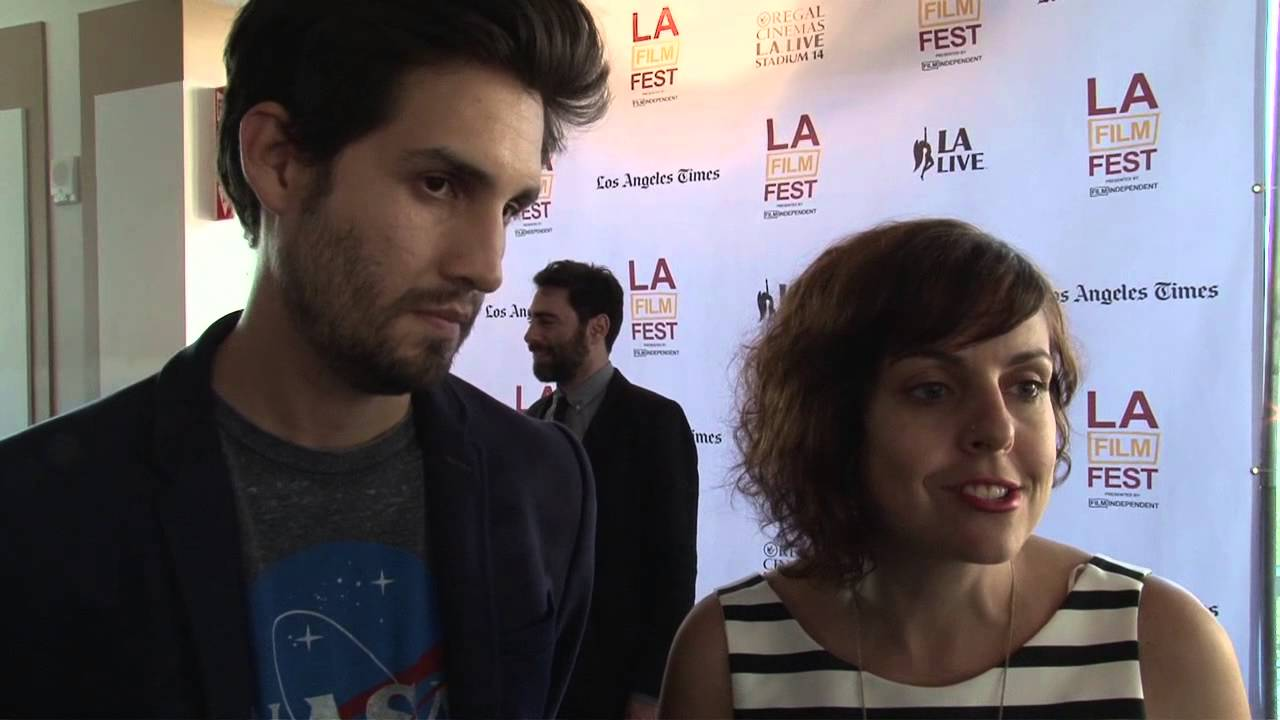 Recommended by Enrique: Directors Rania Attieh & Daniel Garcia Exclusive Interview at LA Film Fest