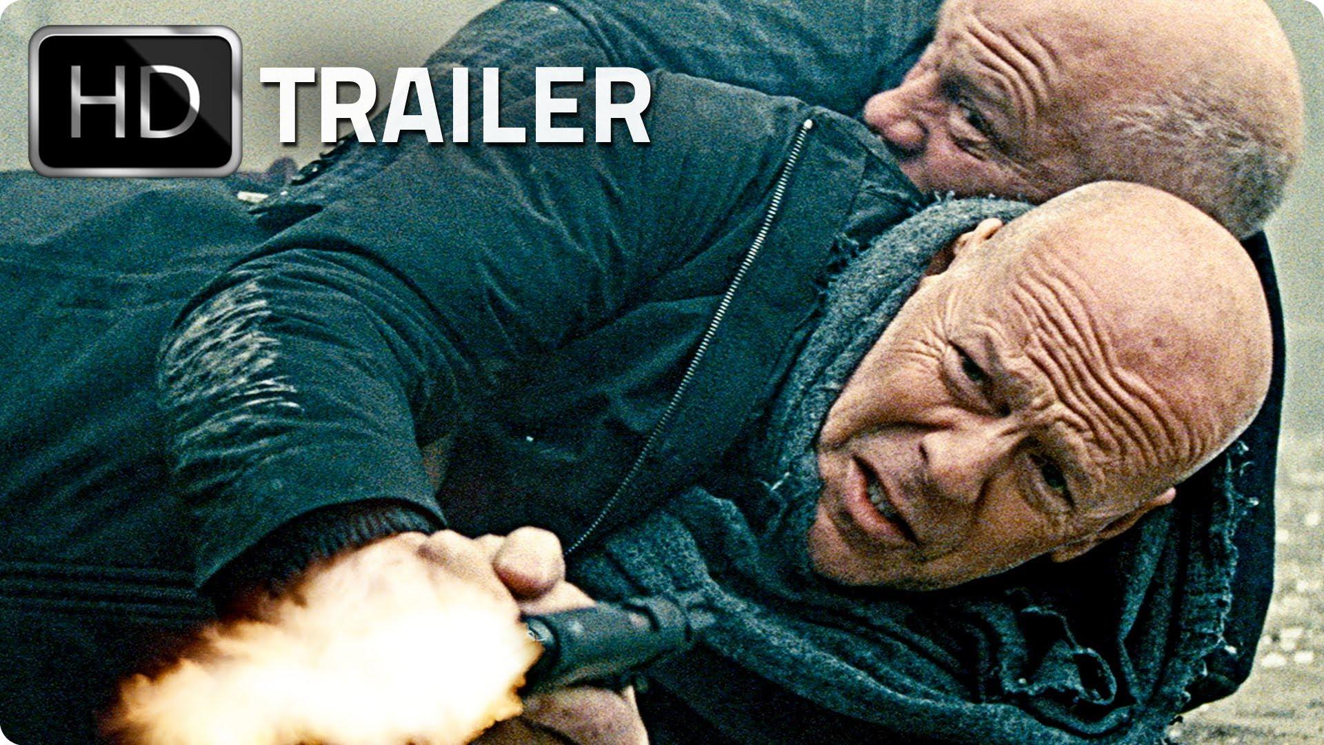R.E.D. 2 Offizieller Trailer German Deutsch HD 2013 | Bruce Willis