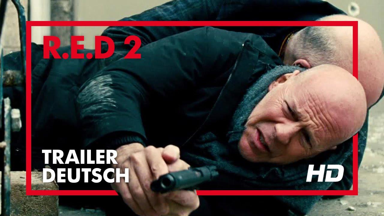 R.E.D. 2 | Trailer | Deutsch | HD